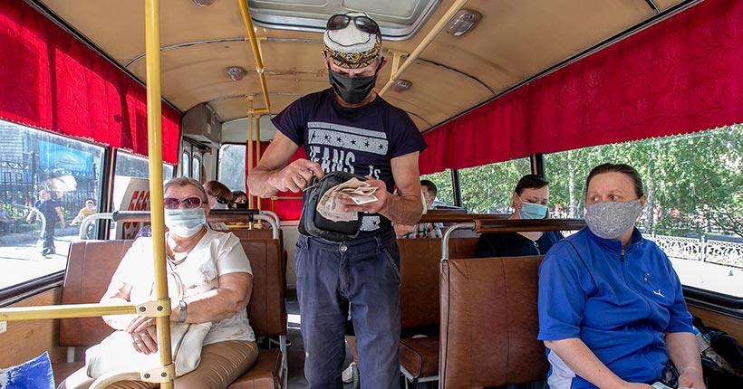 В Новосибирской области запустили дачные автобусные маршруты и открыли пассажирскую навигацию на Оби
