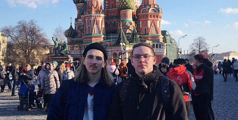 Группа «Дивергенция» из Новосибирска выпустила свой новый альбом в столице