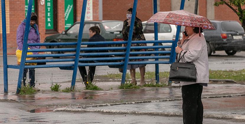 МЧС предупредил жителей Новосибирской области о внезапном изменении погоды