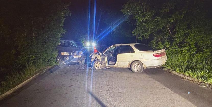 Водитель, совершив ДТП в Новосибирске, скрылся с места событий