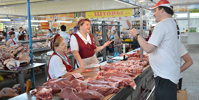 Рынки Новосибирска вновь начинают работать