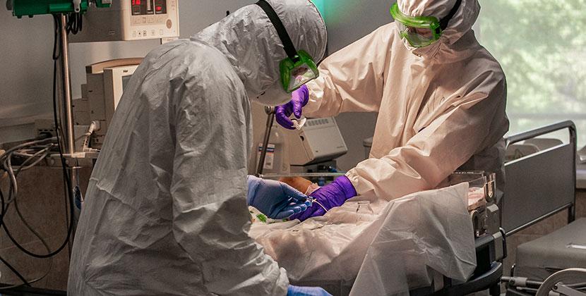 В Новосибирской области выявлены 87 новых случаев заражения коронавирусом