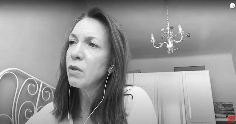 Берегите себя и будьте здоровы — Светлана Галкина читает текст врача-эпидемиолога родильного дома
