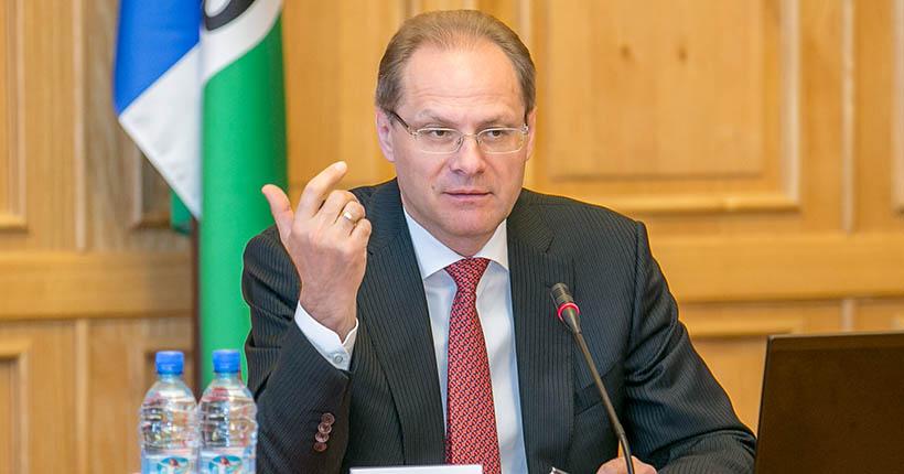 Ещё 200 тысяч отсудил у государства экс-губернатор Новосибирской области