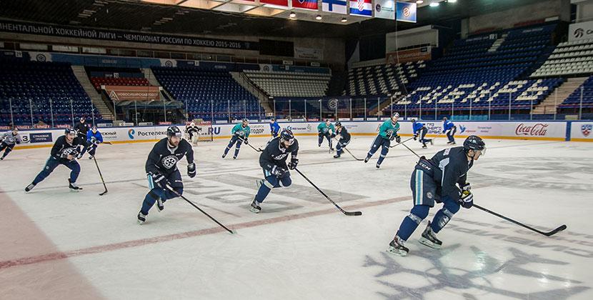 Новосибирская «Сибирь»: стала известна предварительная дата начала Чемпионата Континентальной хоккейной лиги