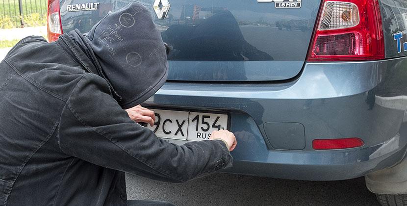 В Новосибирске задержана банда автоугонщиков, которые действовали на территории города