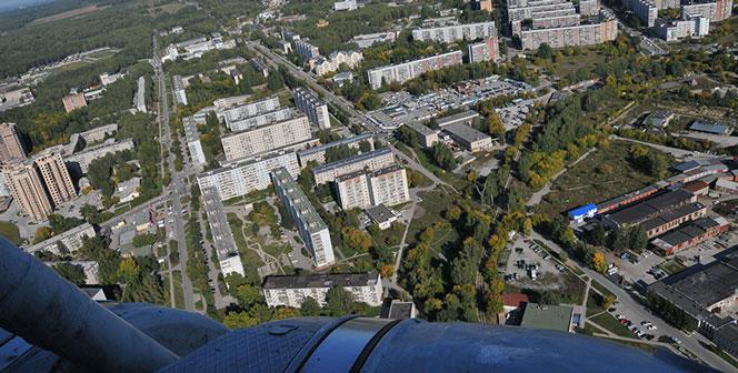 В новосибирском «Академгородке 2.0» возведут 50 инфраструктурных объектов