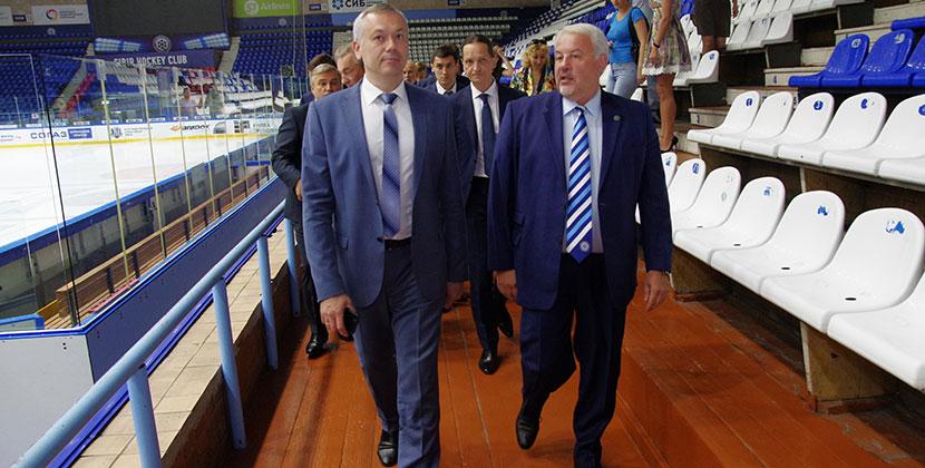 Новосибирская «Сибирь»: Кирилл Фастовский подписал с хоккейным клубом новый контракт