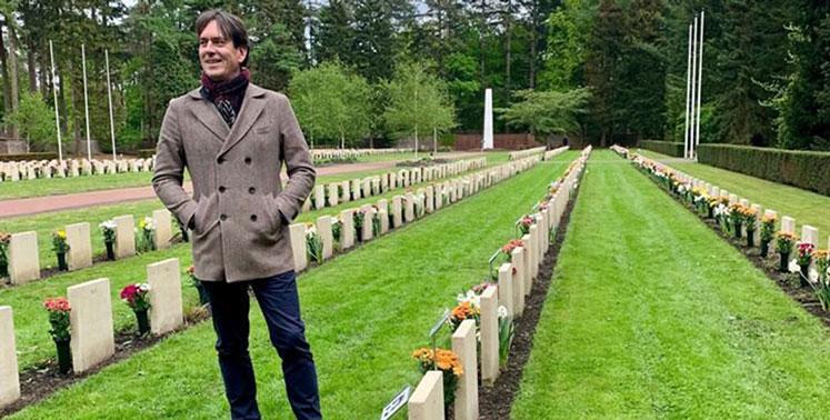 В Новосибирске и области 3 семьи нашли своих без вести пропавших родственников на «Советском Поле Славы» в Голландии