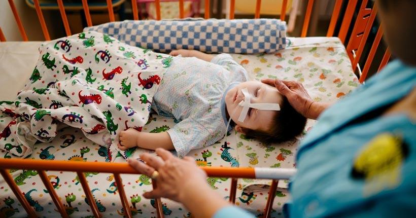 Давайте поможем! 266 000 рублей надо собрать, чтобы сделать в новосибирском Доме ребёнка паллиативное отделение