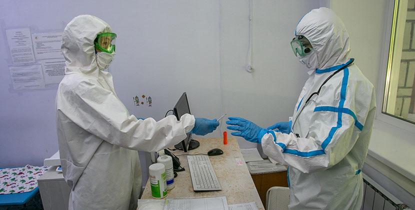 В Новосибирске коронавирус подтверждён у 40 сотрудников клинической больницы №34