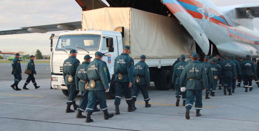 4 июня спасатели из Новосибирска вылетели для ликвидации ЧС в Красноярский край: что там происходит сегодня