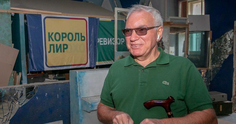 Сергей Афанасьев: «Кинотеатр «Пионер» с нашим театром станет визитной карточкой драматического Новосибирска»