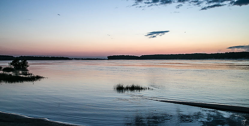 Погода в выходные: в Новосибирской области будет жарко и дождливо
