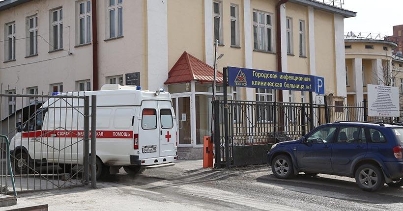 Ещё у 109 человек обнаружен COVID-19 в Новосибирской области
