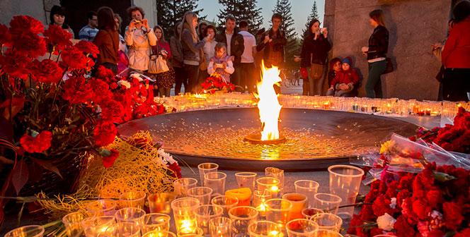 В Новосибирской области целую неделю будет проходить акция «Свеча памяти»