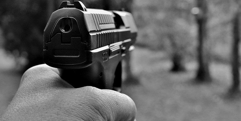 Две компании сошлись в смертельной схватке в садовом обществе под Новосибирском
