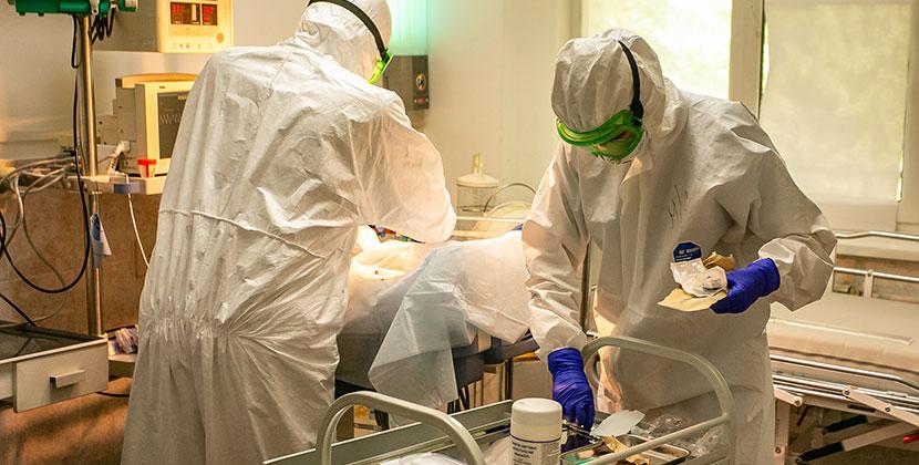 В Новосибирской области за сутки выявили 103 случая заражения коронавирусной инфекцией