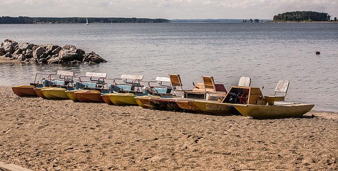 Стало известно, когда и какие пляжи откроются в Новосибирской области