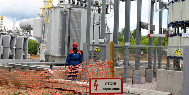 АО «РЭС» реализует в Новосибирской области масштабную инвестпрограмму