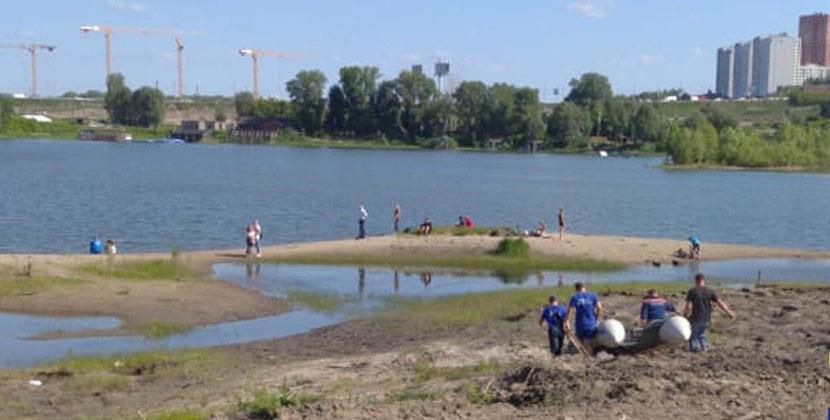 Появились подробности об утонувшем на котловане в Новосибирске подростке