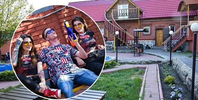 Под Новосибирском блогеры решили повторить модный во всём мире опыт