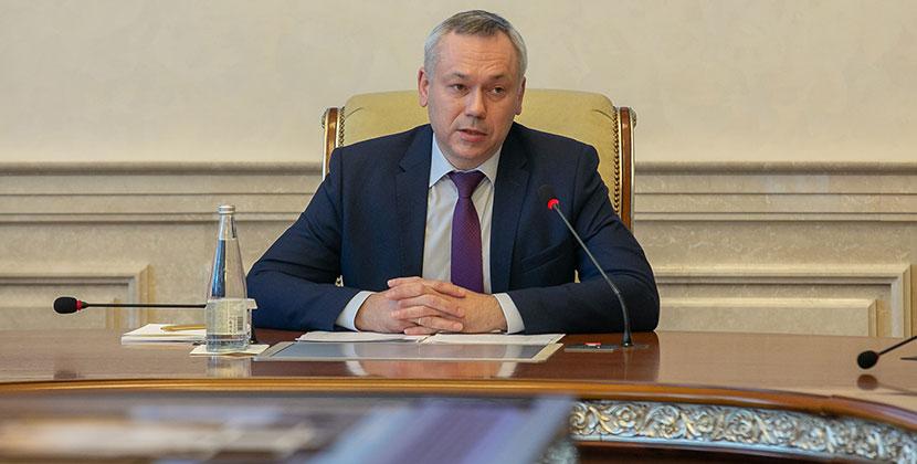 Губернатор Новосибирской области жёстко отчитал министров за волокиту