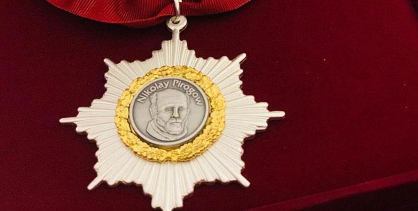 Главных врачей «коронавирусных» госпиталей Новосибирской области наградили орденами Пирогова