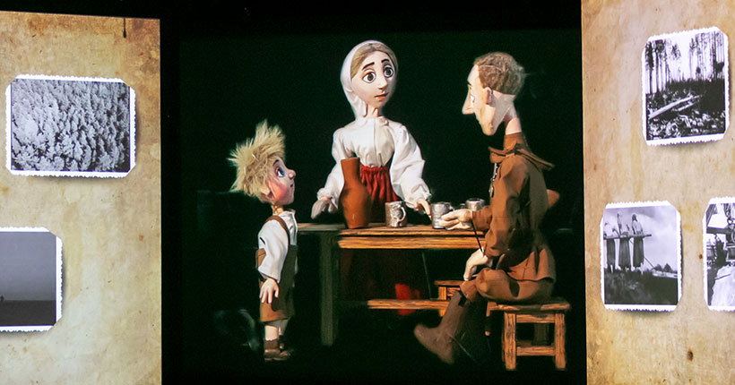 Театр кукол подводит итоги самого странного театрального сезона