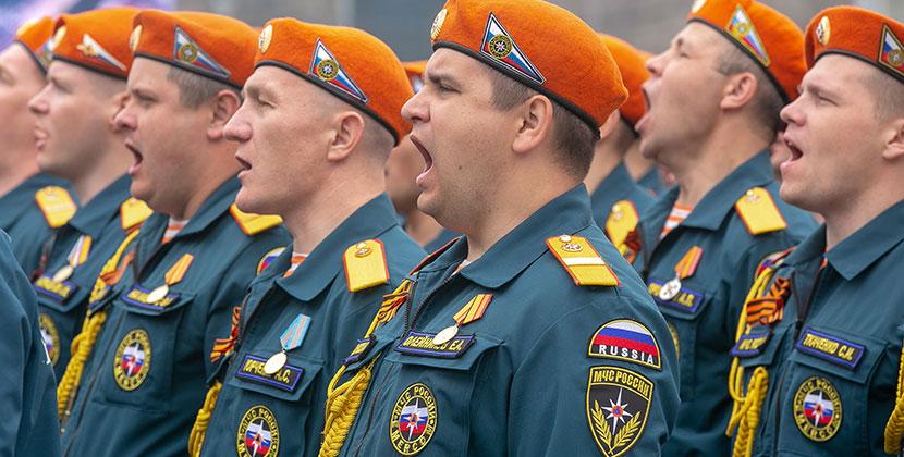 На время проведения Парада Победы в Новосибирске перекроют несколько улиц