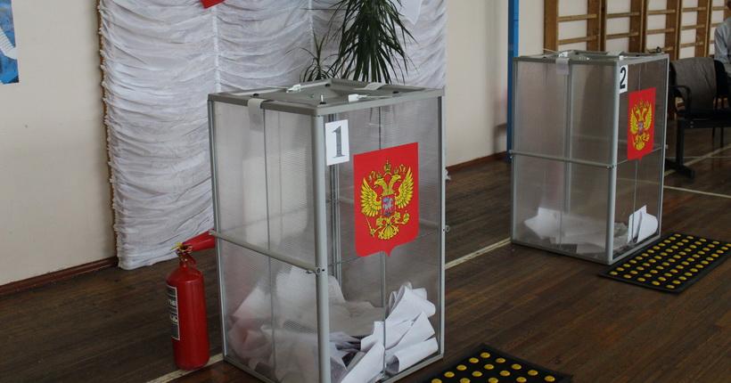 Четверо кандидатов заявились для участия в выборах заксобрания Новосибирской области
