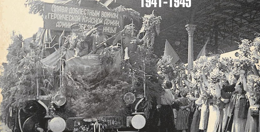 На вокзале Новосибирск-Главный открылась уникальная выставка «Дороги Победы»