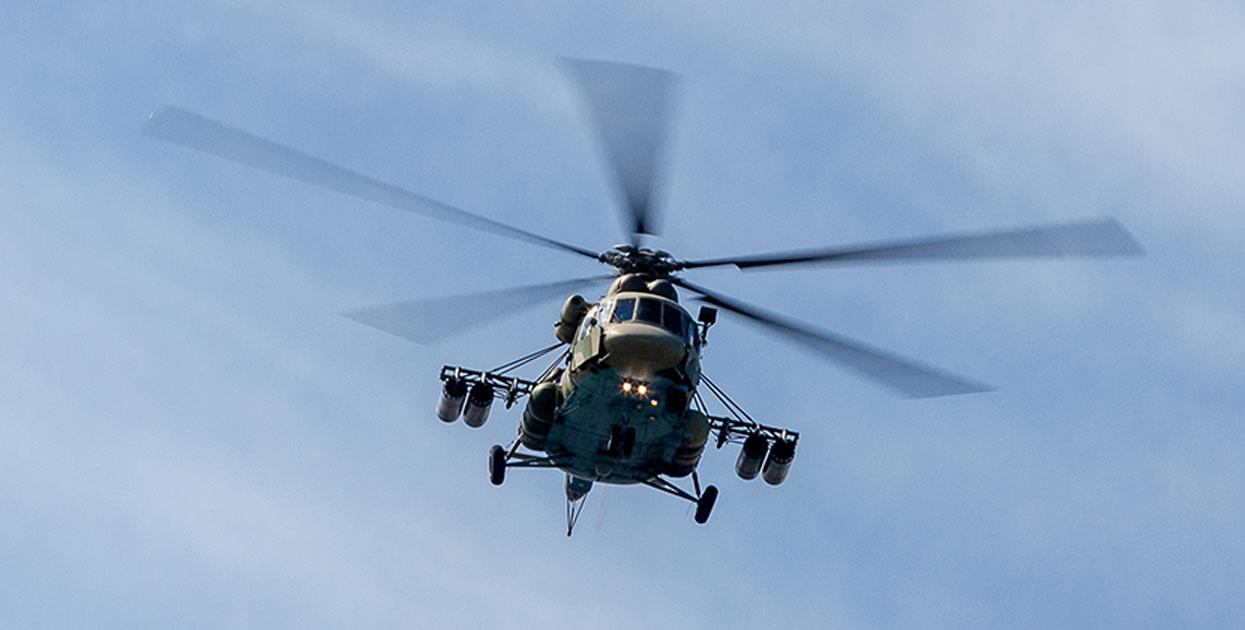 Плутали двое суток: под Новосибирском с вертолётом искали пропавших людей