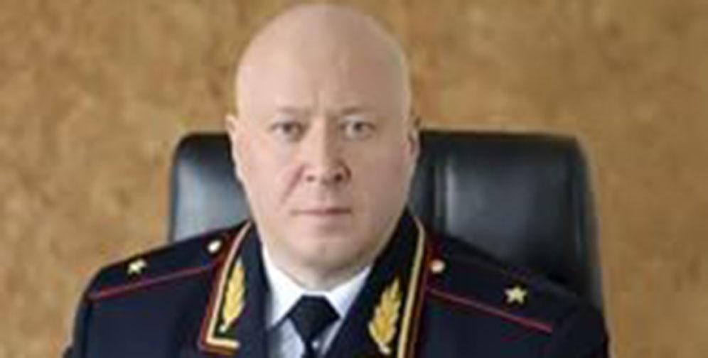 Назначен новый начальник главного управления МВД России в Новосибирской области