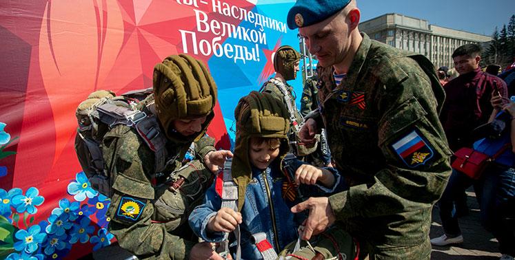 Новосибирск получил почётное звание «Город трудовой доблести»