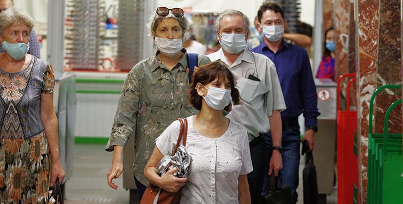 В Новосибирской области у 9% жителей есть антитела к коронавирусу