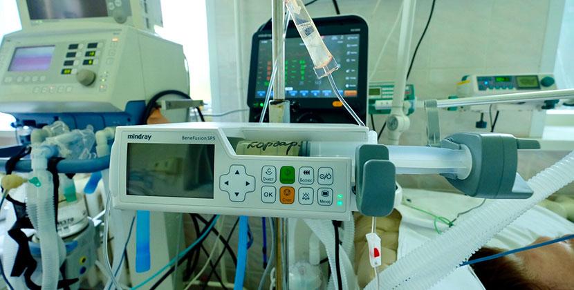 Новосибирские больницы получают новое оборудование
