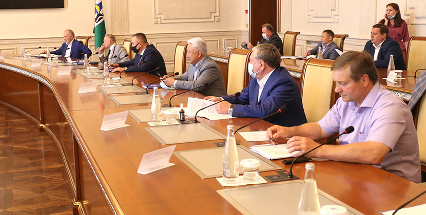 В Новосибирске обсудили поправки в Трудовой кодекс России