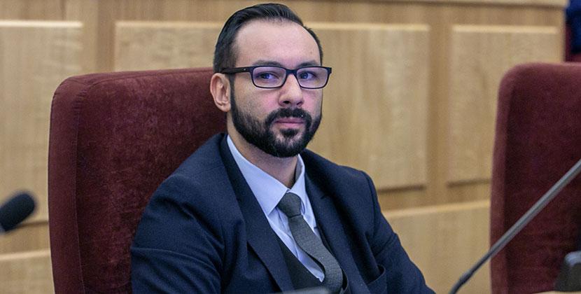 Лев Решетников назначен на должность министра экономического развития Новосибирской области