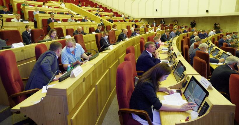 Доходы и расходы бюджета Новосибирской области в 2020 году увеличатся почти на 4 млрд рублей