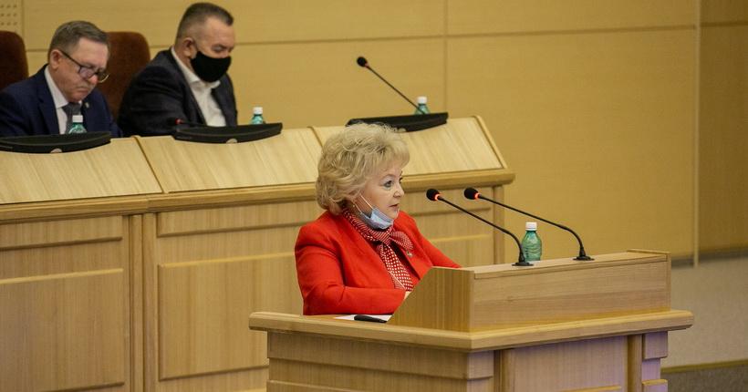 Новосибирское заксобрание «обновило» закон о региональном Уполномоченном по правам человека