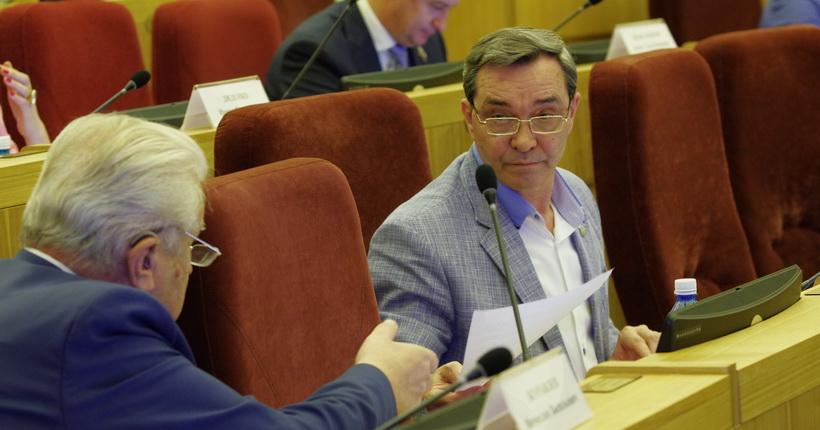 Депутаты новосибирского заксобрания хотят заморозить тарифы и исключить из них НДС