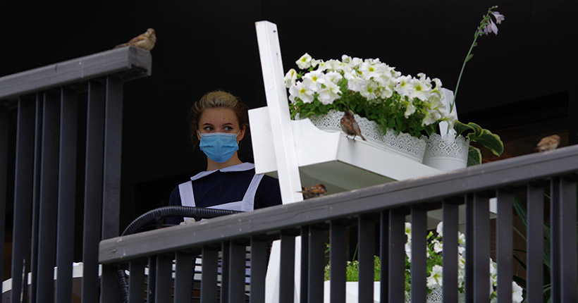Мэр объяснил причину неприятного запаха в Новосибирске