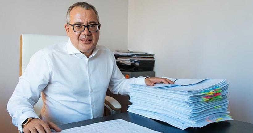 Первый кандидат в депутаты областного заксобрания зарегистрирован в Новосибирске