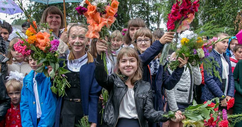 Школьники Новосибирской области приступят к учёбе 1 сентября в обычном режиме