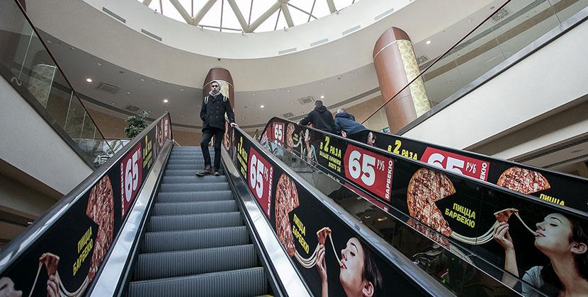 В Новосибирской области возобновляют работу торговые центры