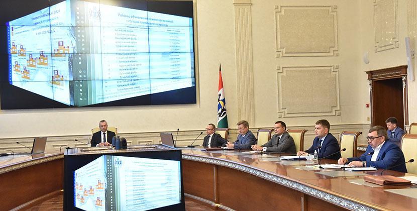 Новосибирская область, единственная в СФО, вошла в ТОП-20 регионов по состоянию инвестклимата