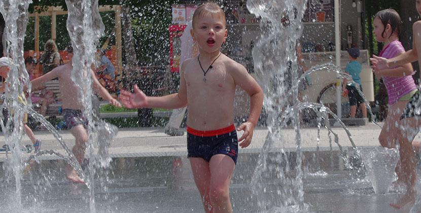 Жителей Новосибирской области ожидает жаркая неделя