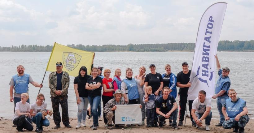 Волонтёры собрали 80 мешков мусора на археологических памятниках Седовой Заимки