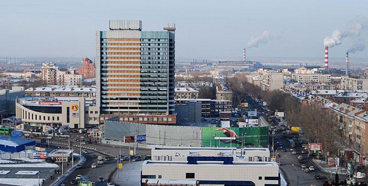 Строительство гостиницы «Турист» в Новосибирске завершат к 2023 году